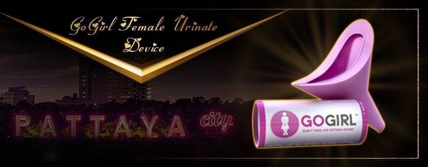 Purchase GoGirl Female Urinate Device for women girl female in Mueang Nonthaburi Udon Thani