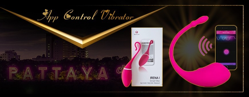 Buy most powerful App Remote control vibrator Sex toys in Pattaya